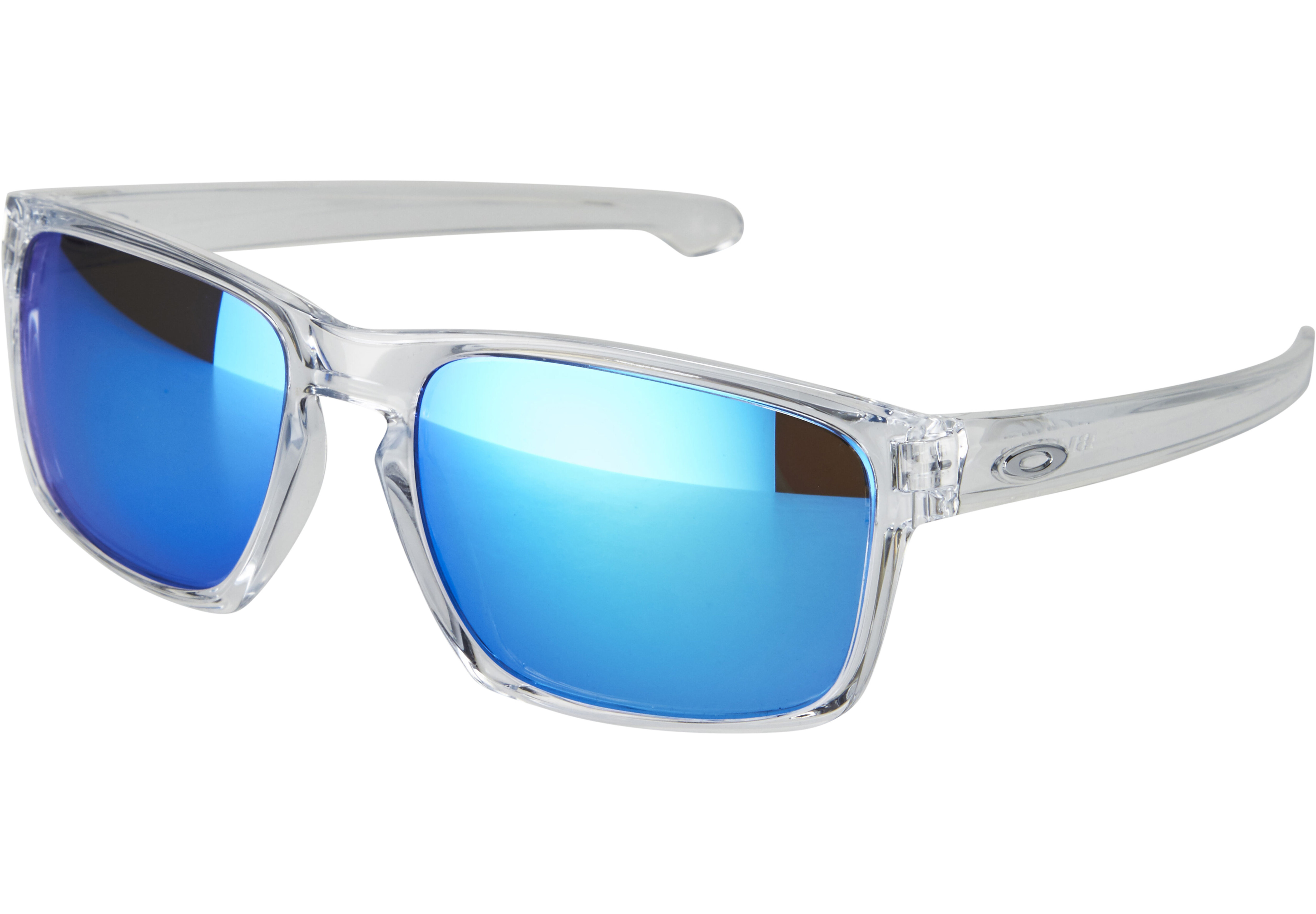 Oakley Sliver - Gafas ciclismo - azul transparente   Campz.es dcedb5ca00